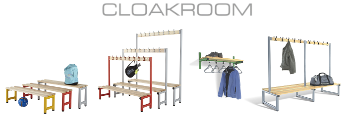 Adult/Senior Cloakroom