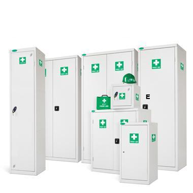 Medical Cabinet Range