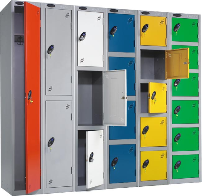 Standard Probe Lockers