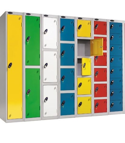 Value School lockers