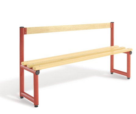 Single Sided  Bench - Low Back Rest-Type C