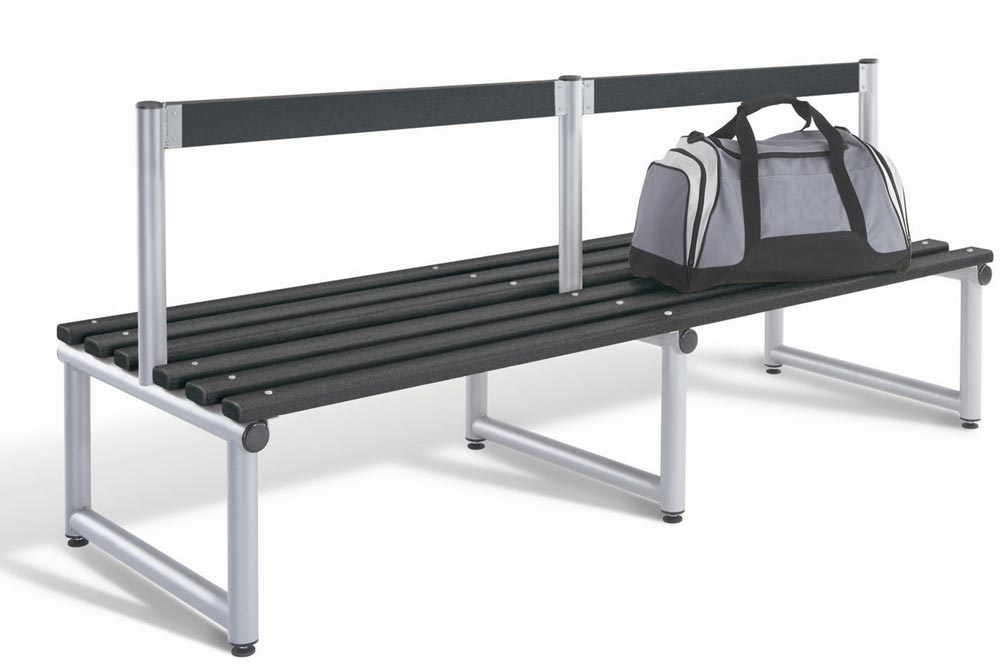 Double Sided  Bench - Low Back Rest-Type C