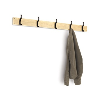 Wall Mounted Hook Boards - Type A