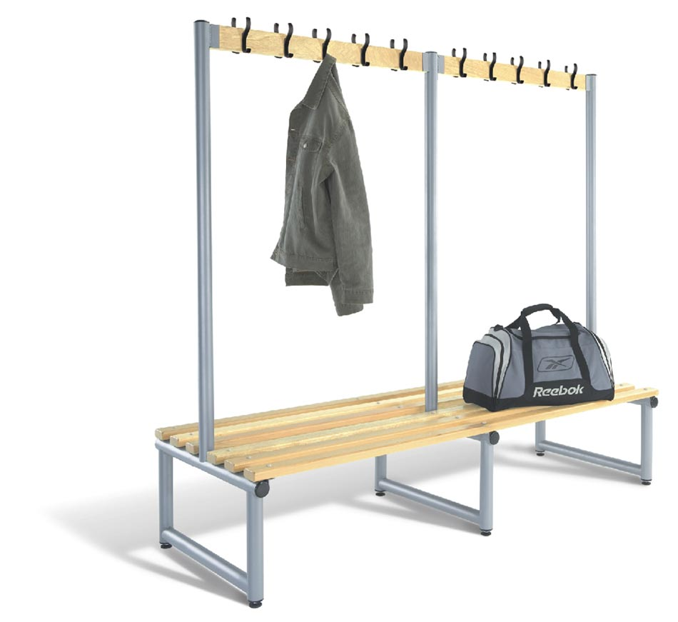 Double Sided Bench Integrated Hook Board - Type D Infant