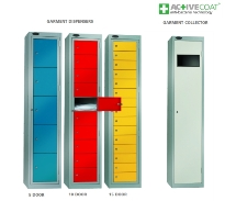 Garment Management Lockers