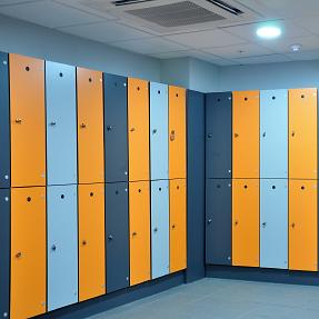 ZENBOX Aluminium Leisure Lockers