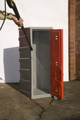 Schools eXtreme Plastic Locker 600mm High