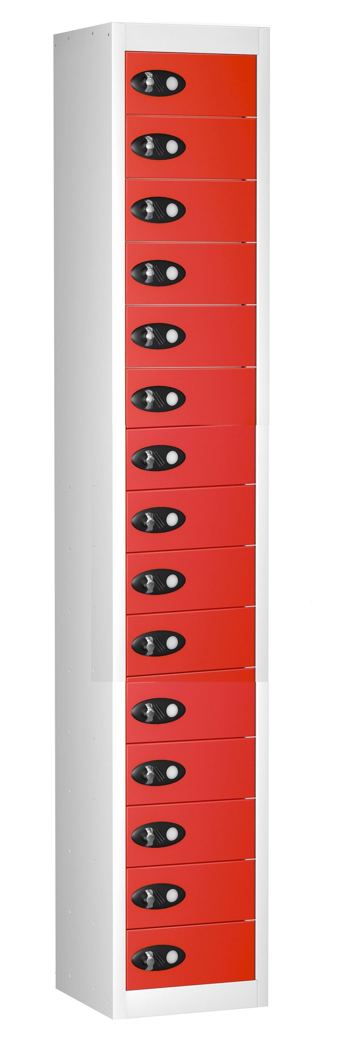 Mobile Phone Storage Locker -15 Doors (Non Charging)