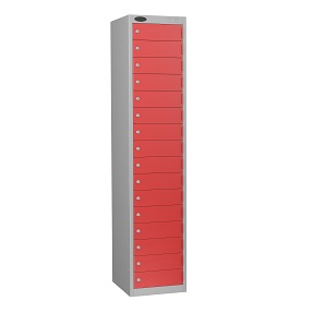 Value School Sixteen Compartments Lockers