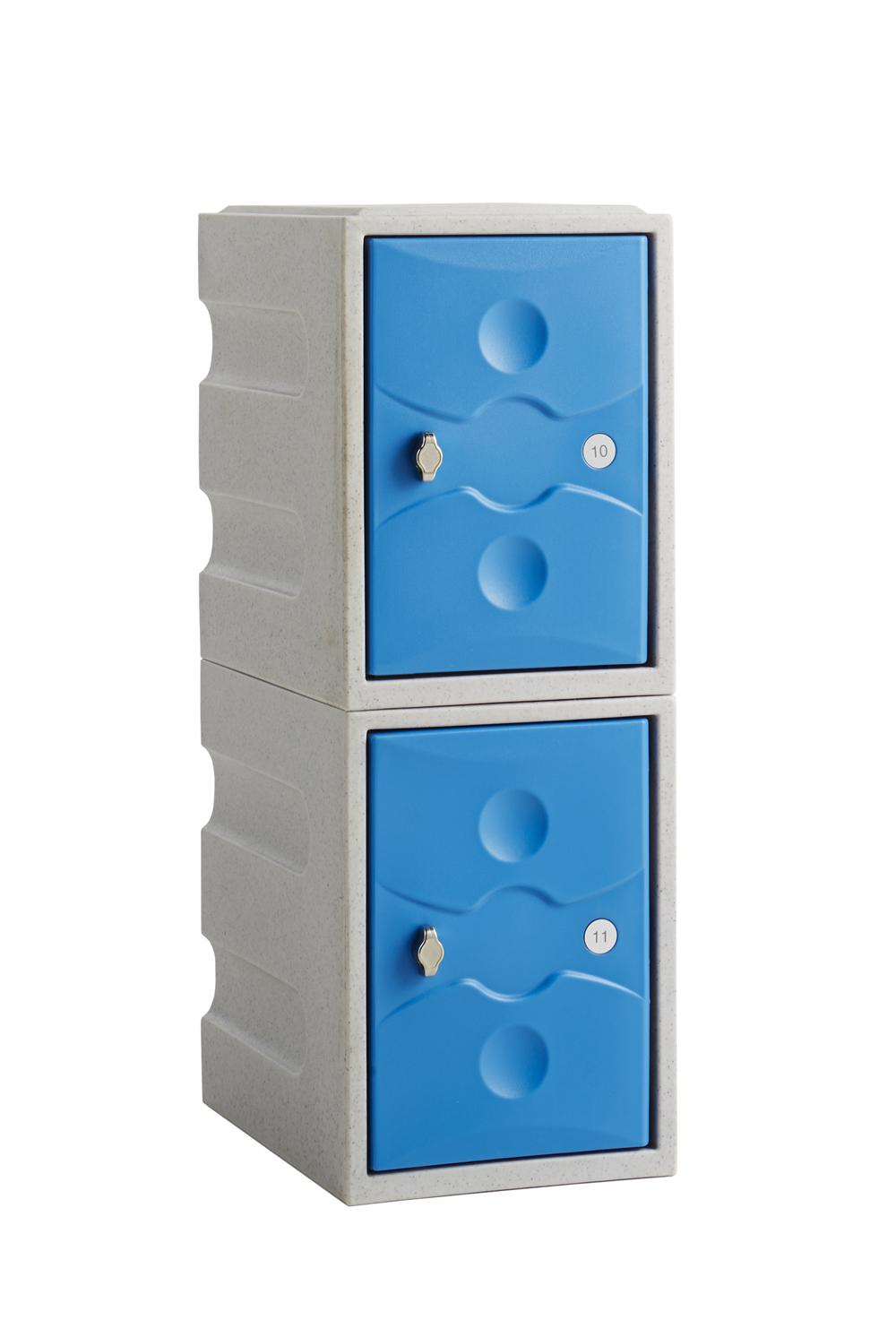 School Ultrabox 2 Doors Mini Water Resistant