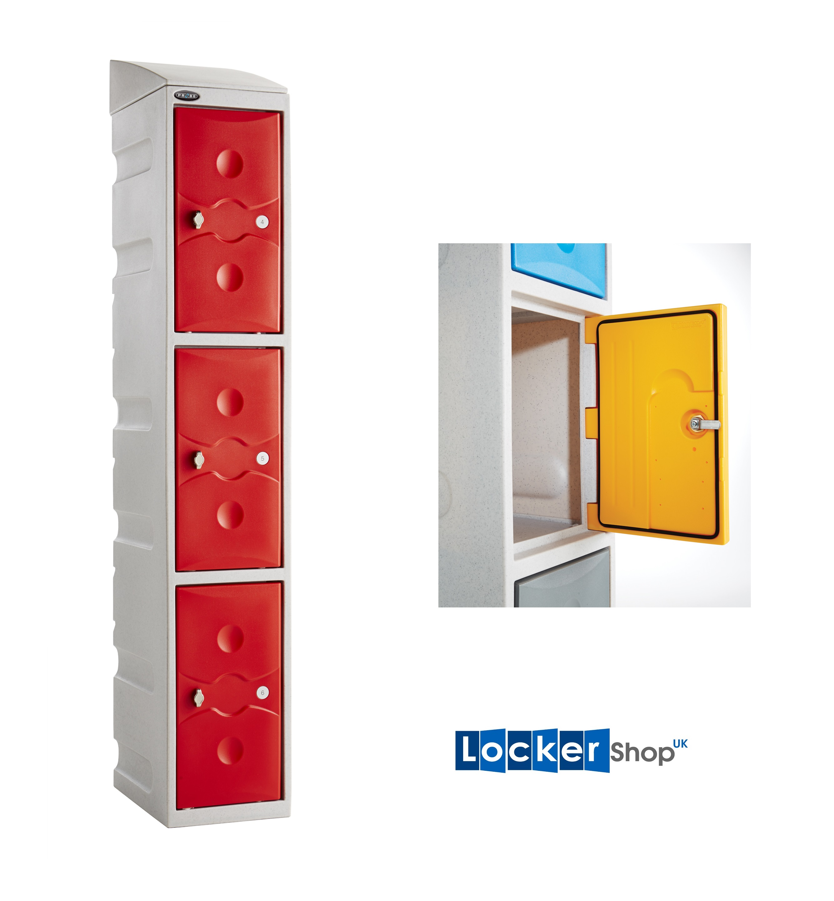 School Ultrabox  PLUS 3 Door Waterproof