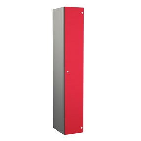 ZENBOX Aluminium One Compartment Locker
