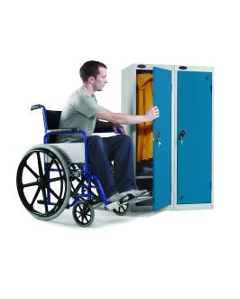 Disability locker- Single Compartment