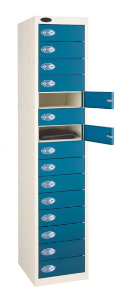 Laptop Storage Locker -15 Doors (Non Charging)