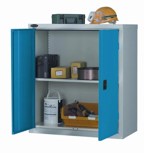 Low Commercial Cupboard 1 Adj Shelf