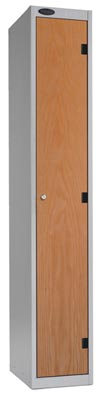 One Compartment Shockproof Lockers -  Inset Door