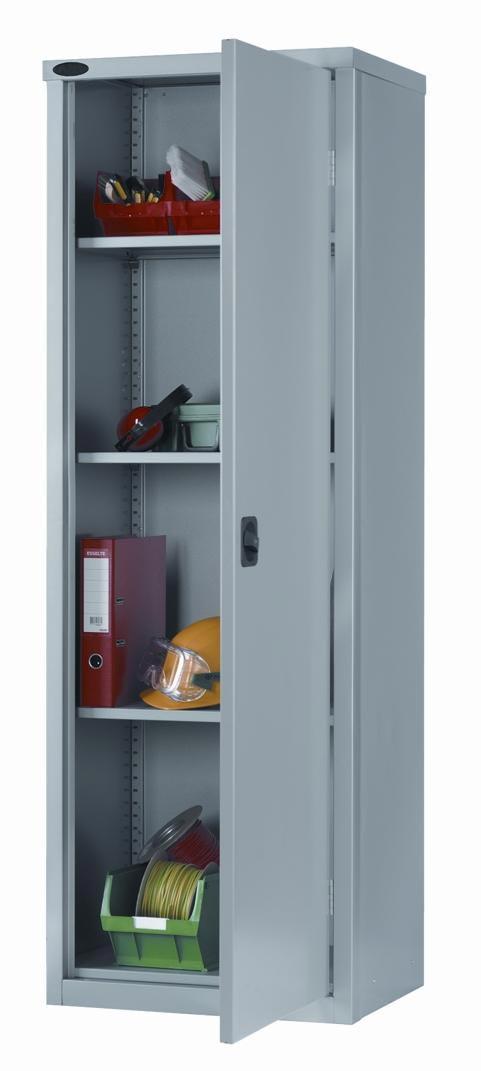 Slim Std Cupboard 3 Adj Shelves