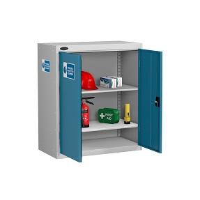 Low PPE Cabinet Single Shelf