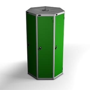 7 Pods 1 Door Locker - Total 7 Compartments