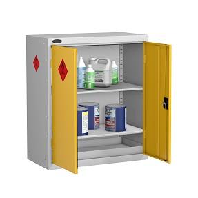 Low Hazardous Cabinet Single Shelf