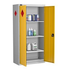 Standard Hazardous Cabinet 3 Shelves