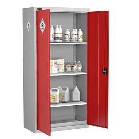 Standard Toxic Cabinet 3 Shelves