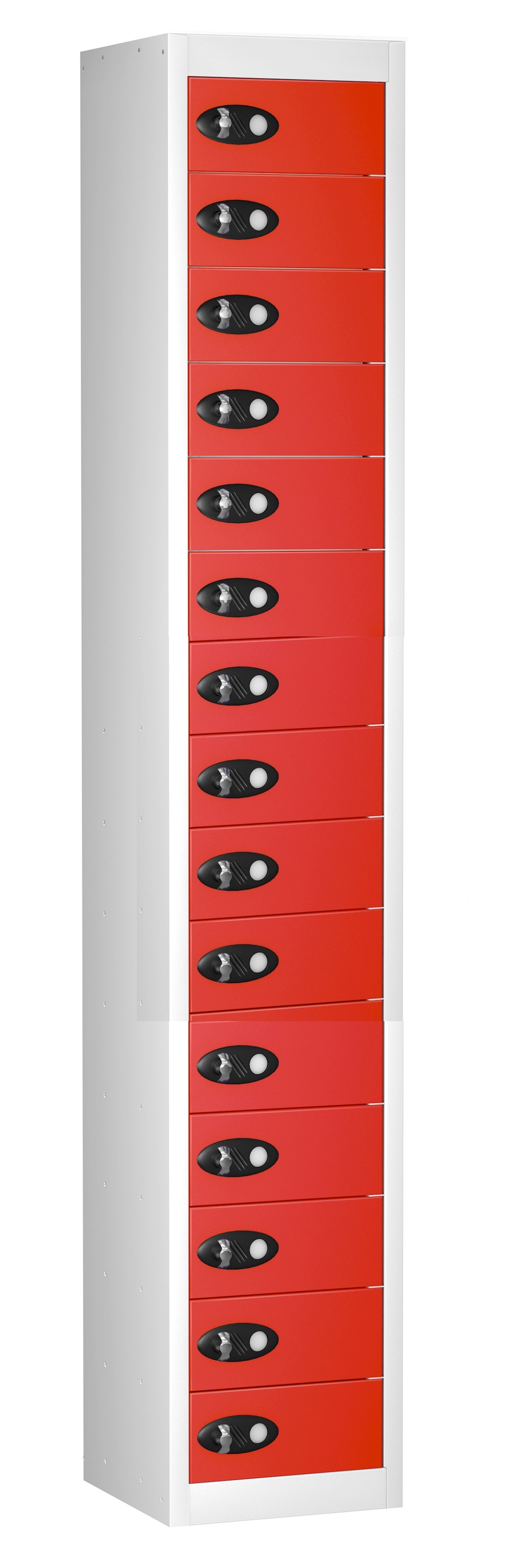 TABLET Storage Locker -15 Doors (Non Charging)