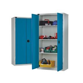 Standard Industrial Cupboard 3 Shelves