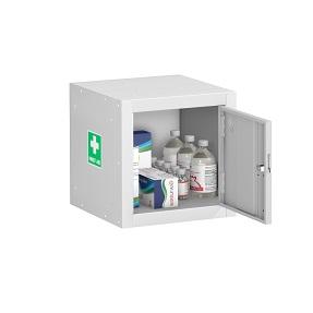 Wall Mount Cube Medical Locker