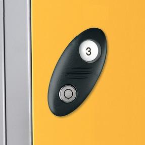 Type C - Radial Pin Lock