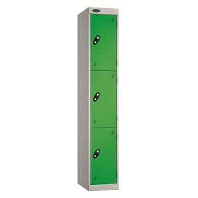15 Day EXPRESSBOX Three Compartment Locker