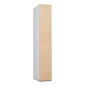 TIMBERBOX Two Compartment Locker