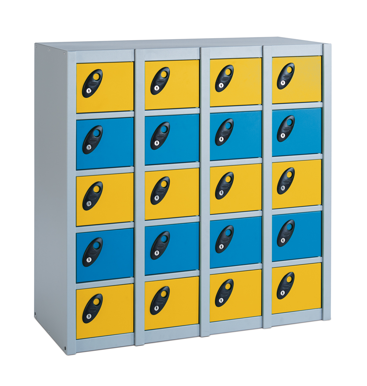 20 Compartments Mobile Phone and Personal Effect Locker