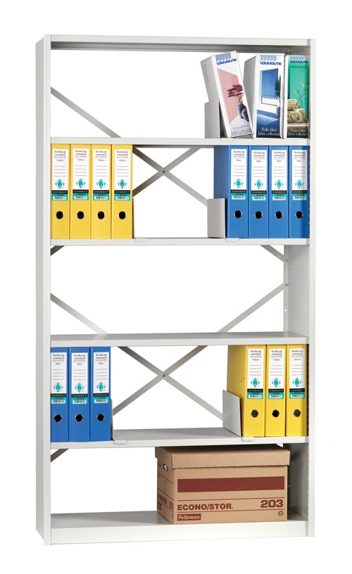 Mistral STARTER BAY 6 Shelves 450mm Deep
