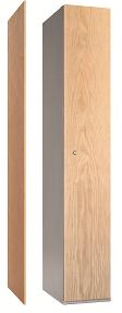 Timber Effect Laminate End Panels