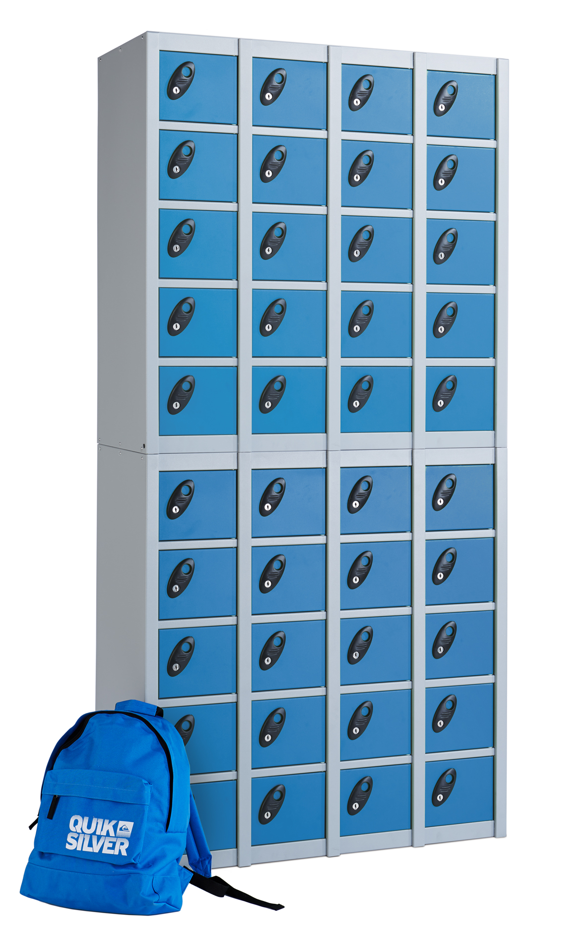 40 Compartments Mobile Phone and Personal Effect Locker