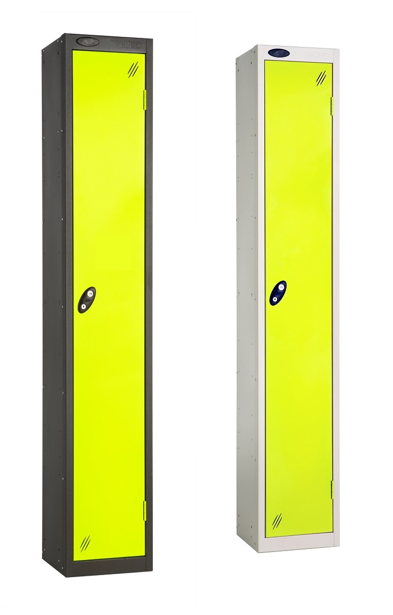 Colour Range Single compartment locker