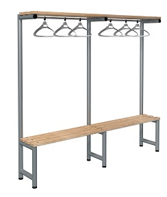 Bench 2000mm Single Side-Integrated Hanger -Type G