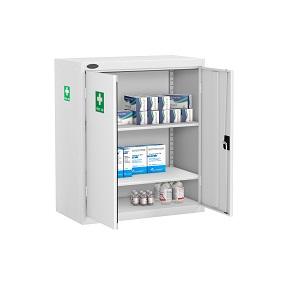 Low Medical Cabinet Single Shelf