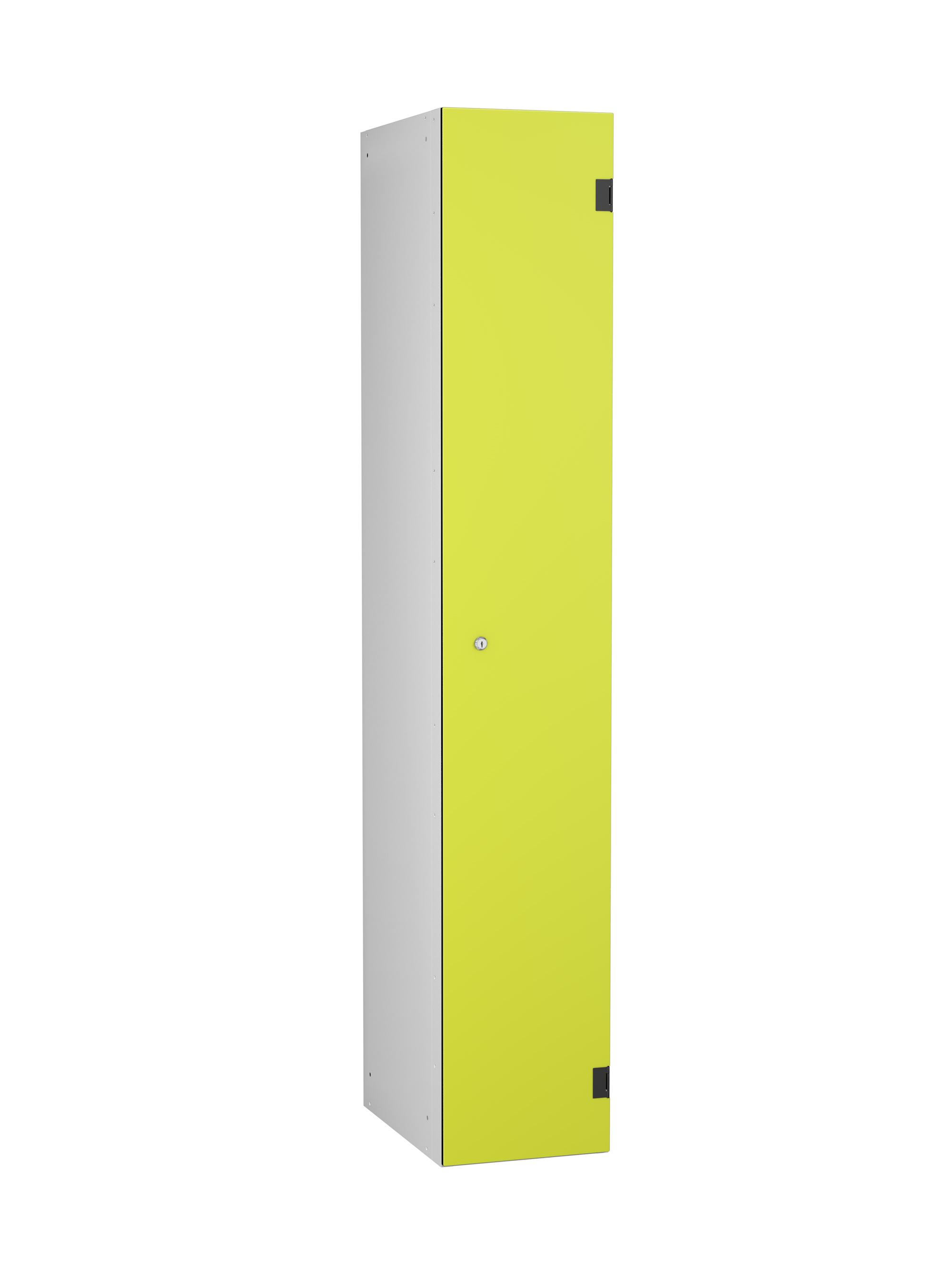 One Compartment Shockproof Lockers - Overlay Door