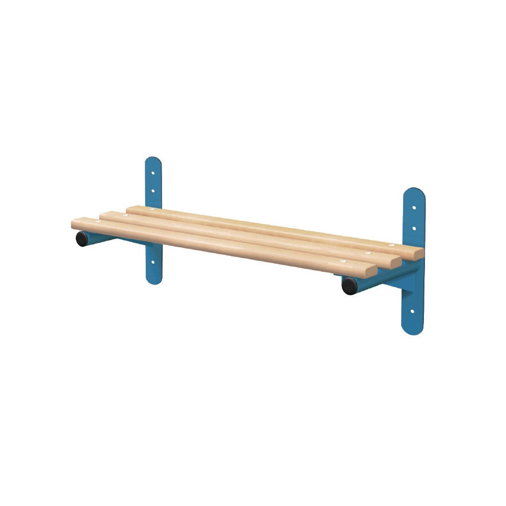 Bench 1000mm Wall Mount - Type F