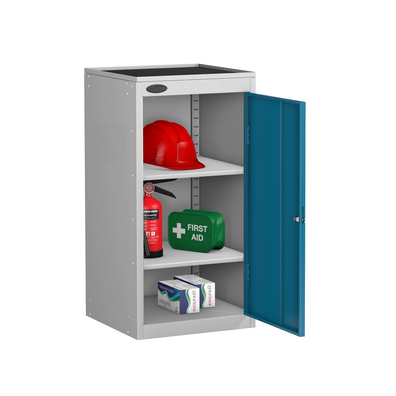 Tool Industrial Cupboard Dish Top 2 Shelves