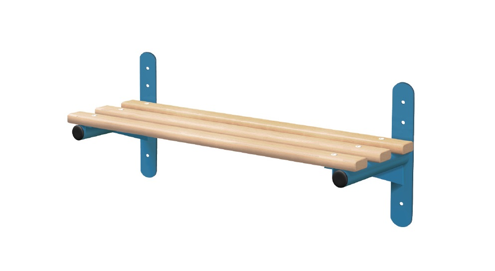 Bench 2000mm Wall Mount -Type F