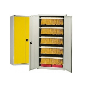 Lateral Filing Cupboard 5 Rails
