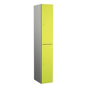 ZENBOX Two Compartment Locker