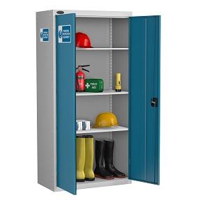 Standard PPE Cabinet 3 Shelves