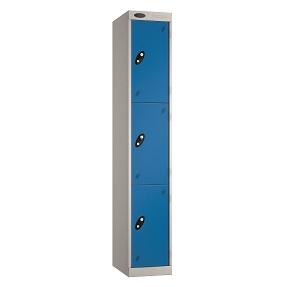 5 Day EXPRESSBOX Three Compartments Locker