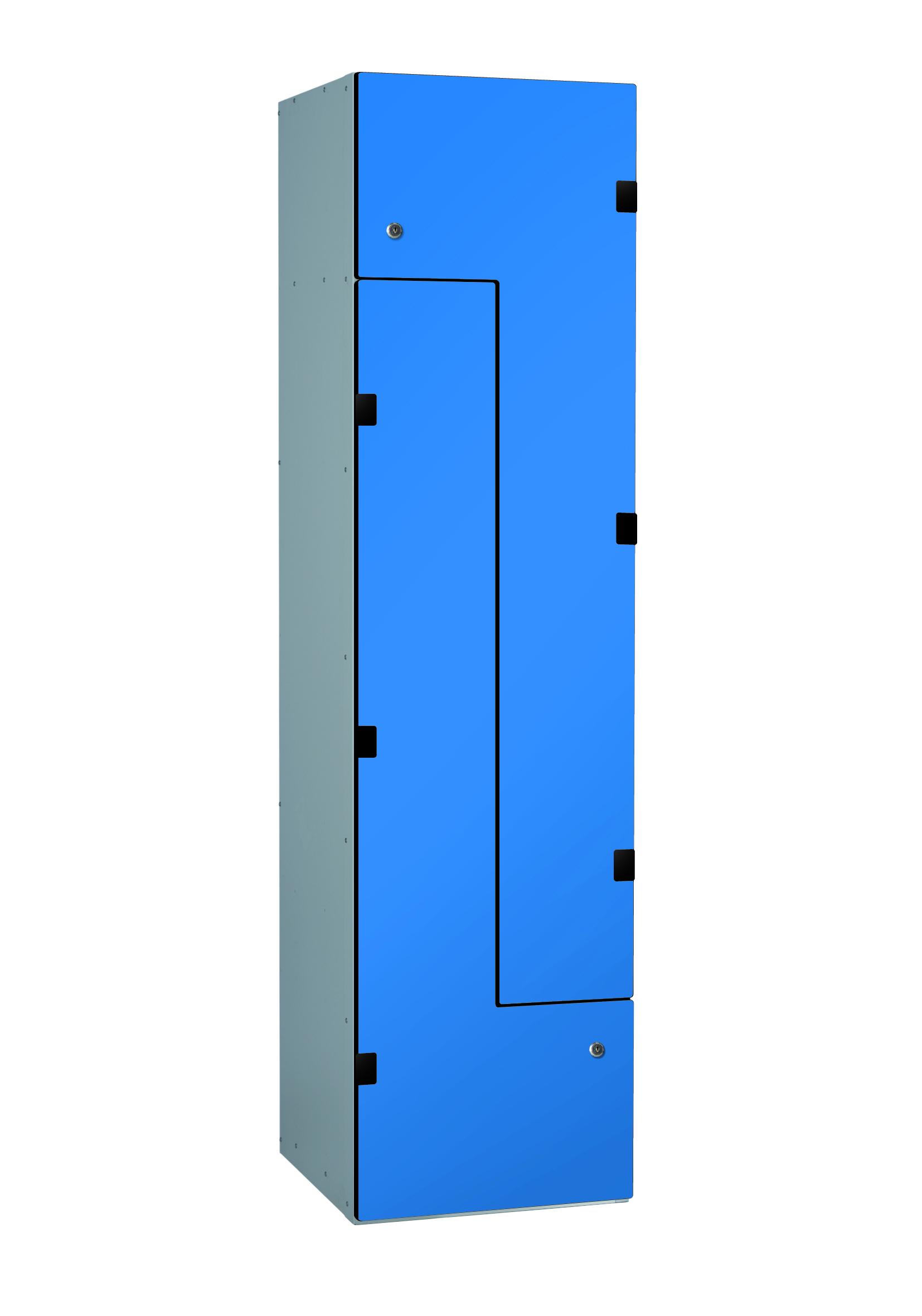 Z-Locker Two Door
